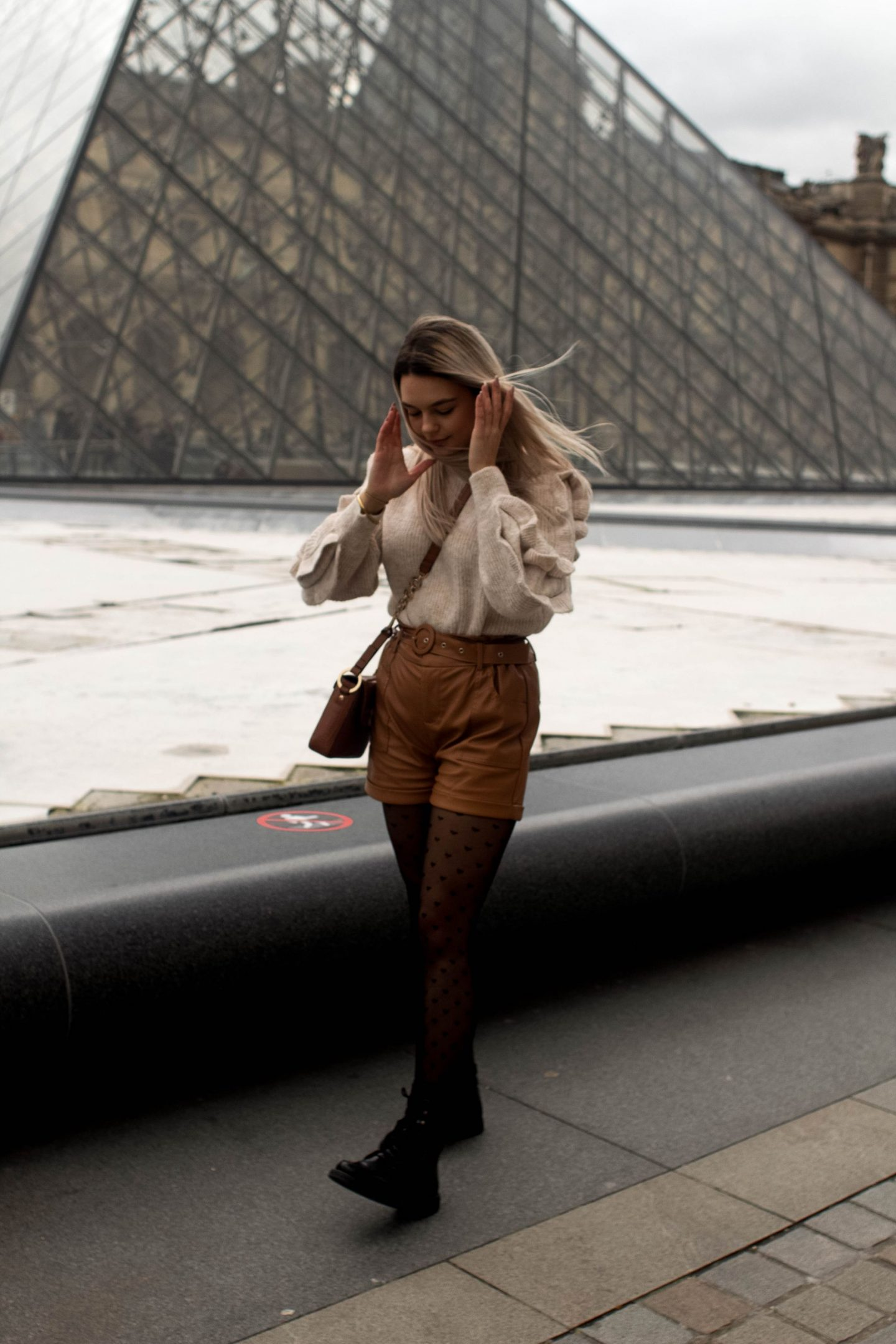 Don't worry, here is all the links and info on the much asked after clothes I wore for Paris Fashion Week.
