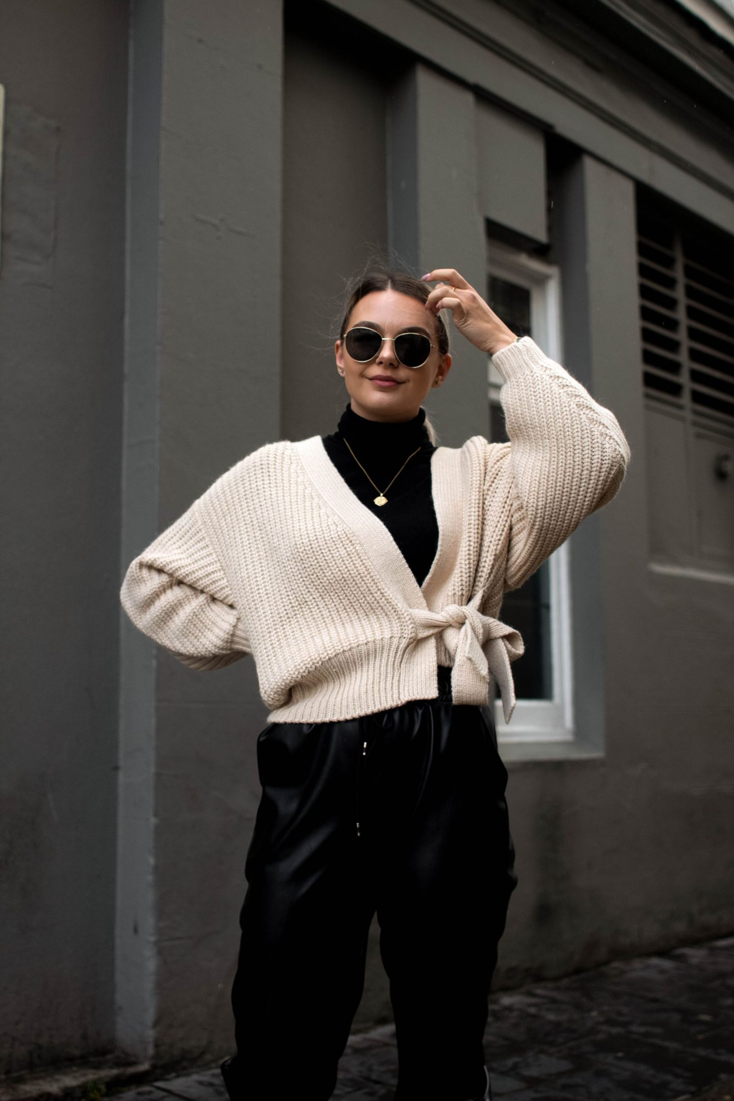 The Zara cardigan that I just HAD to buy in Paris and the best way to style it...