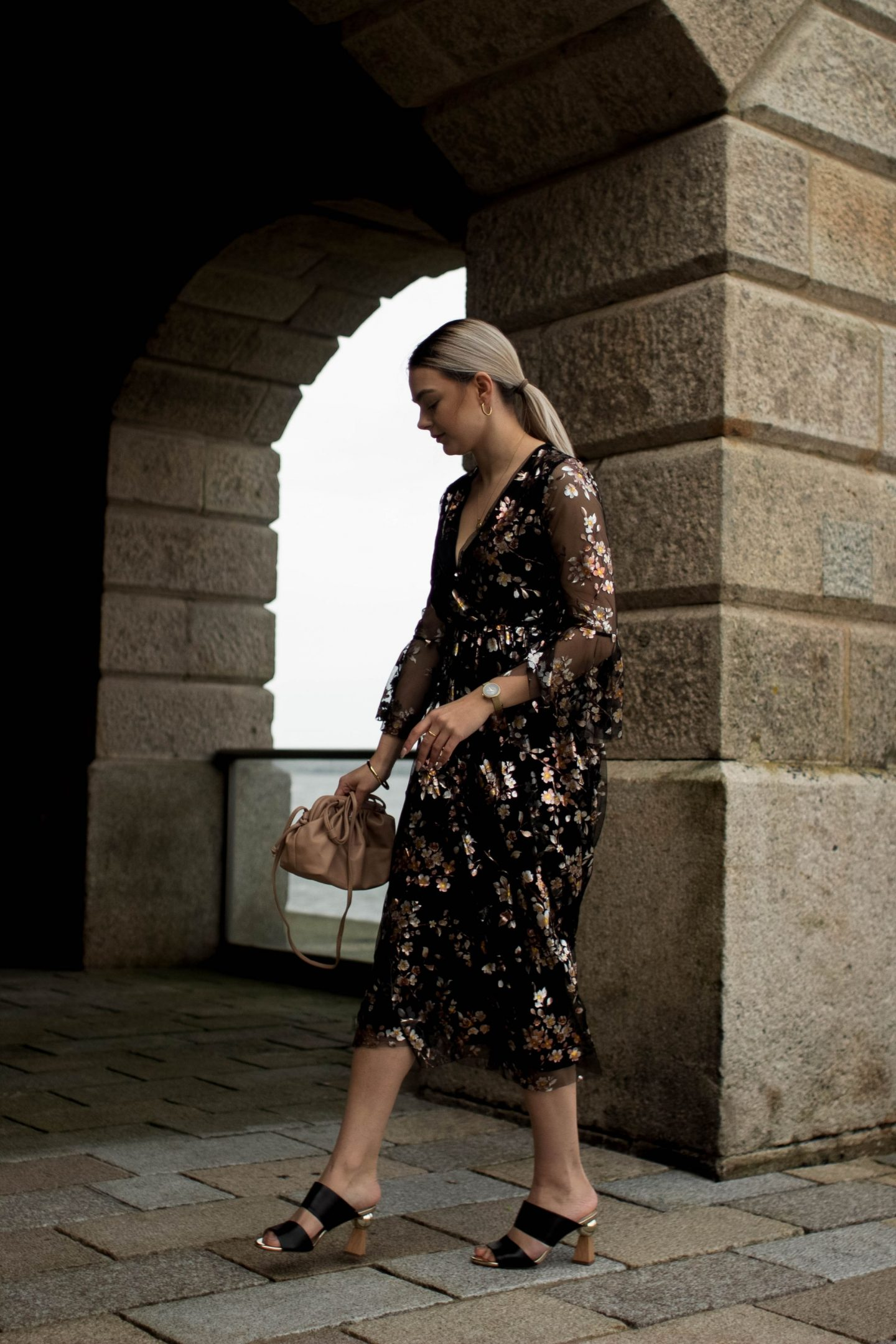 The evening dress essentials for when we want to dress up a little fancier…