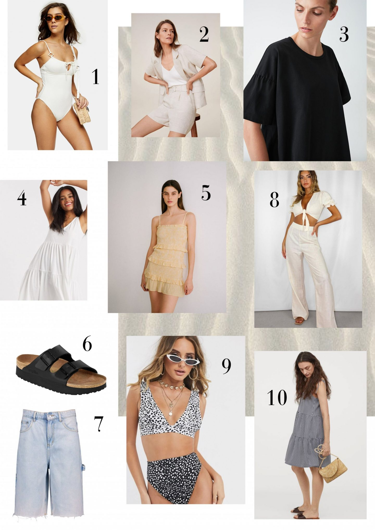 With temperatures that reached over 30C this week in the UK, I have found some bits trending right now that will be the perfect heatwave essentials ...