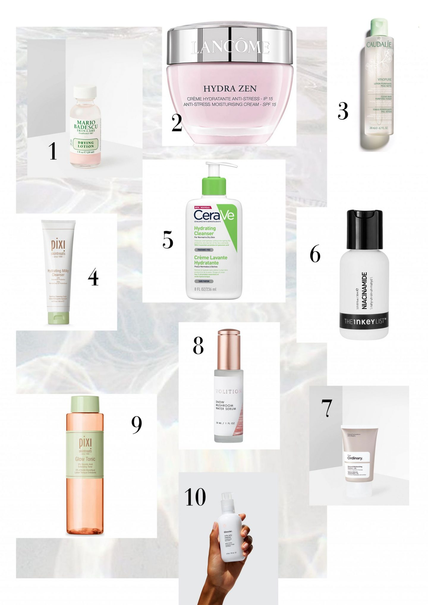 Here are some of the skincare must haves in the stores right now that you should consider looking at...