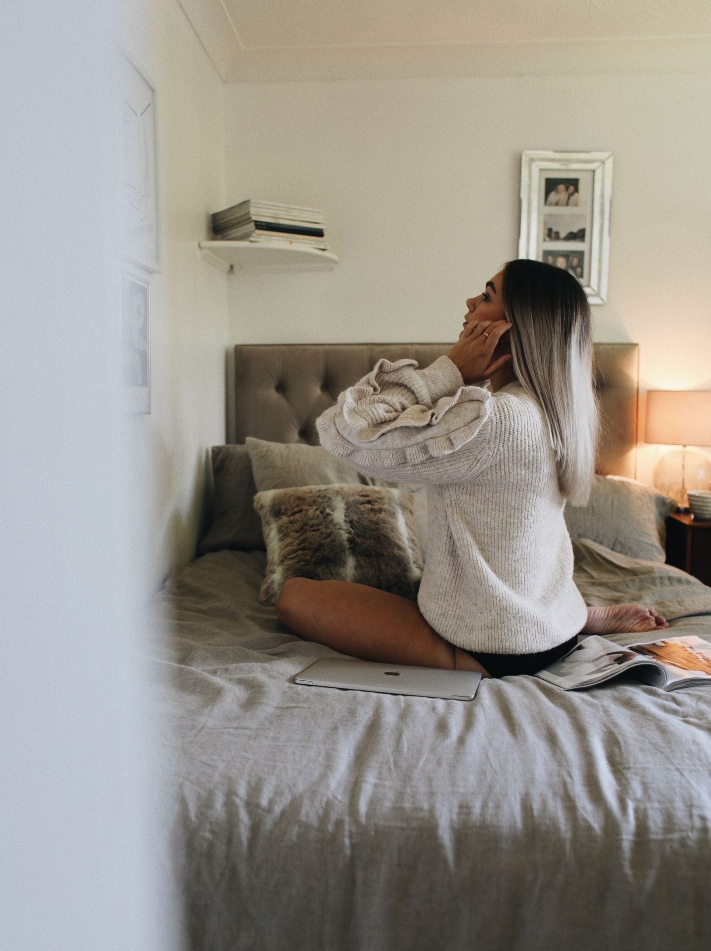 The blog post where I talk about my dream bedroom makeover …