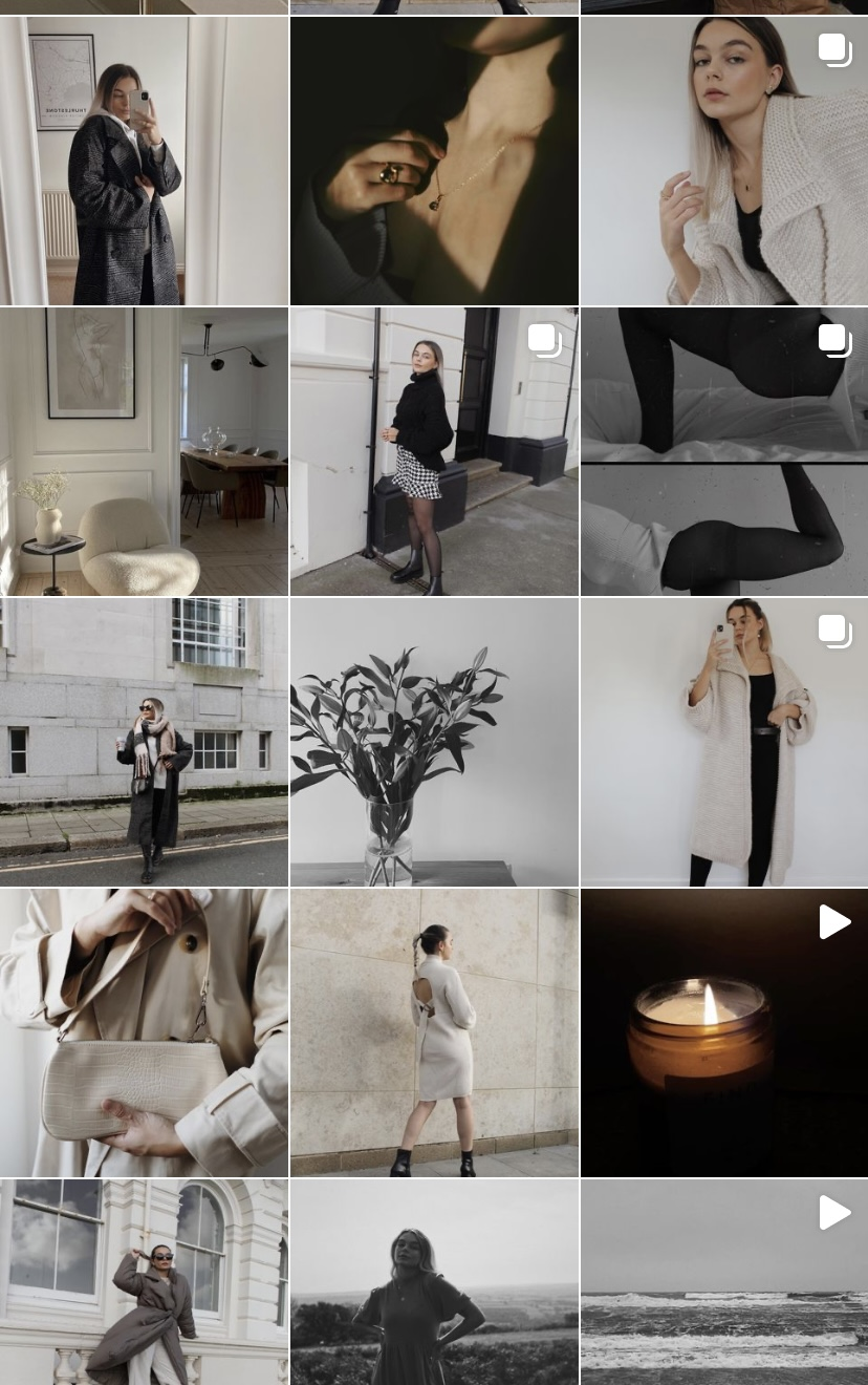 Whether you like the neutral feeds or pops of colour here are some tips on how to curate your dream Instagram feed and attract new followers in the process...