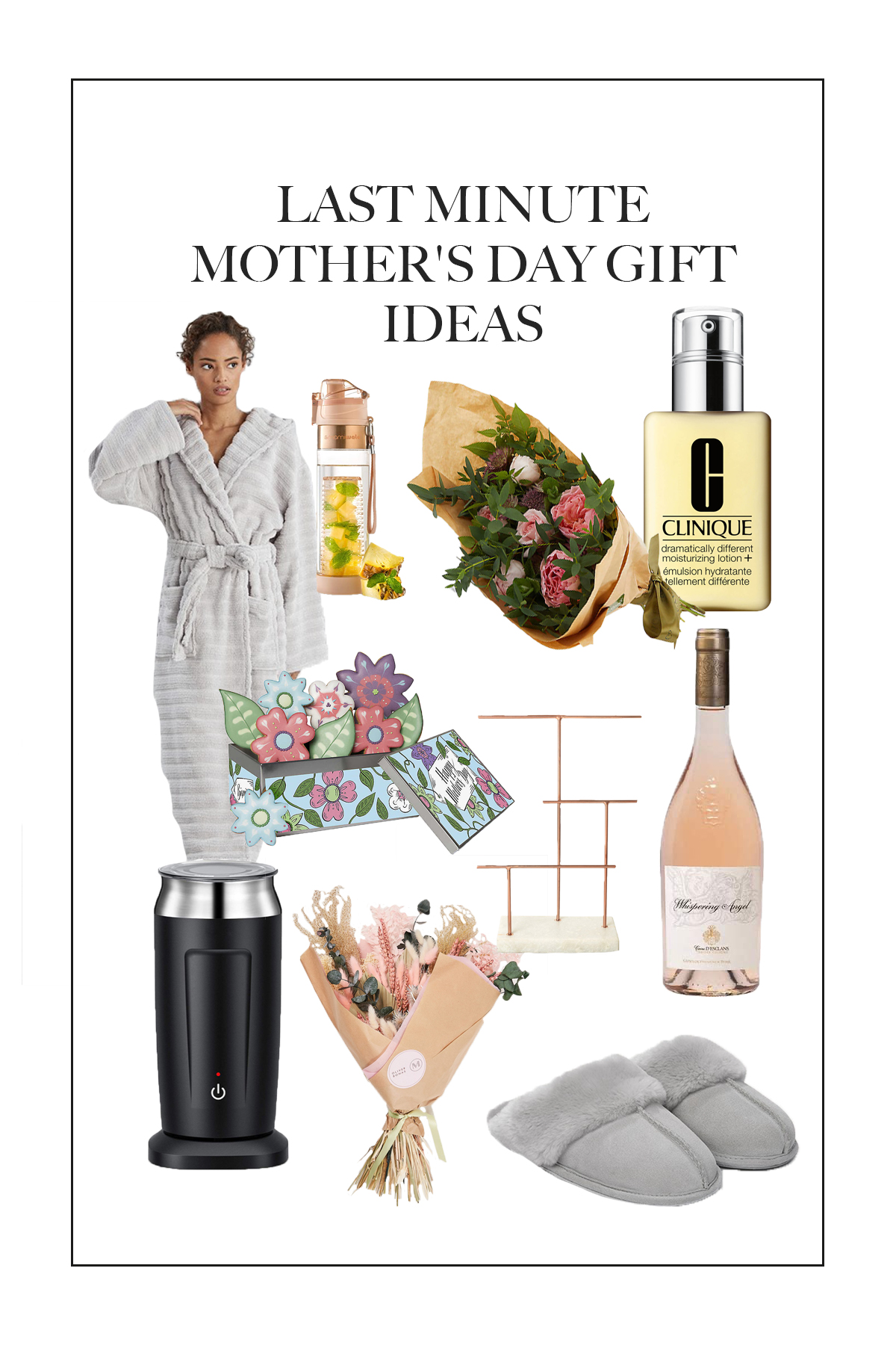 Here are some great options for last minute Mother's Day gift ideas ...