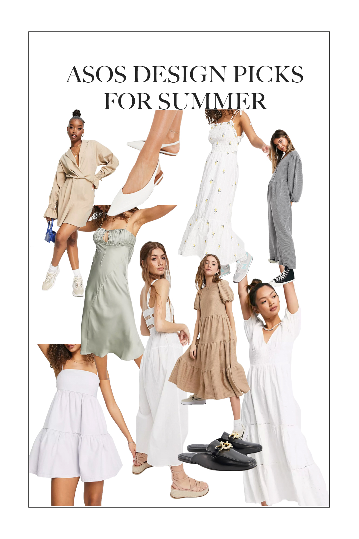 ASOS's own brand ASOS DESIGN have some gorgeous items in right now so here are my ASOS DESIGN picks for summer ...